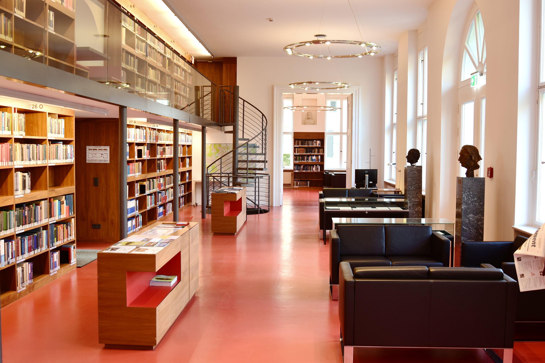 FHI Bibliothek
